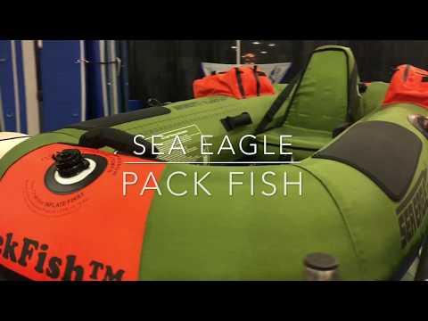 Sea Eagle's Pack Fish