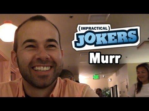 Impractical Jokers - Murr Interview