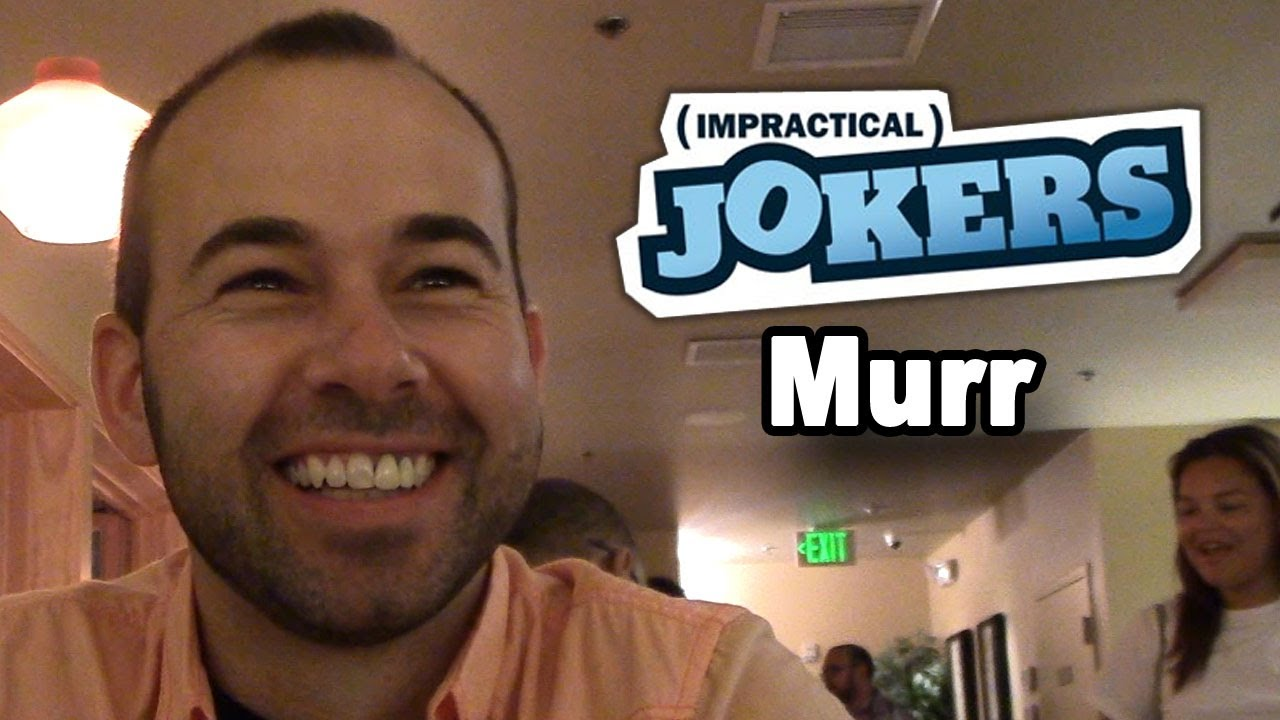 Impractical Jokers Murr Interview Youtube