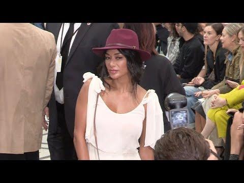 Nicole Scherzinger, Karolina Kurkova and more at Tory Burch Fashion Show in NYC