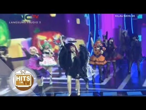 JKT48 - Halloween Night [Kilau Raya 24 MNC TV]