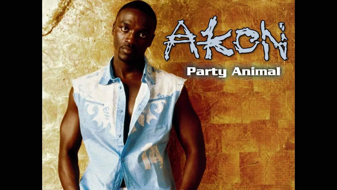 Akon Party Animal Hd Lyrcis Youtube