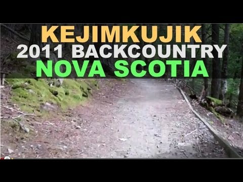 Kejimkujik National Park - 2011 geocaching backcountry challenge preview #3