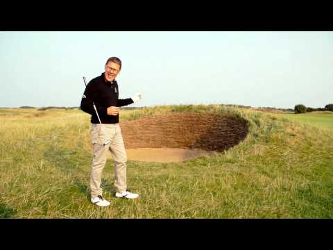 How to Play the Old Course with Steve North - Hole 8 - Short