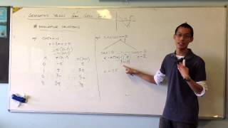 Overlapping General Solutions (1 of 2)