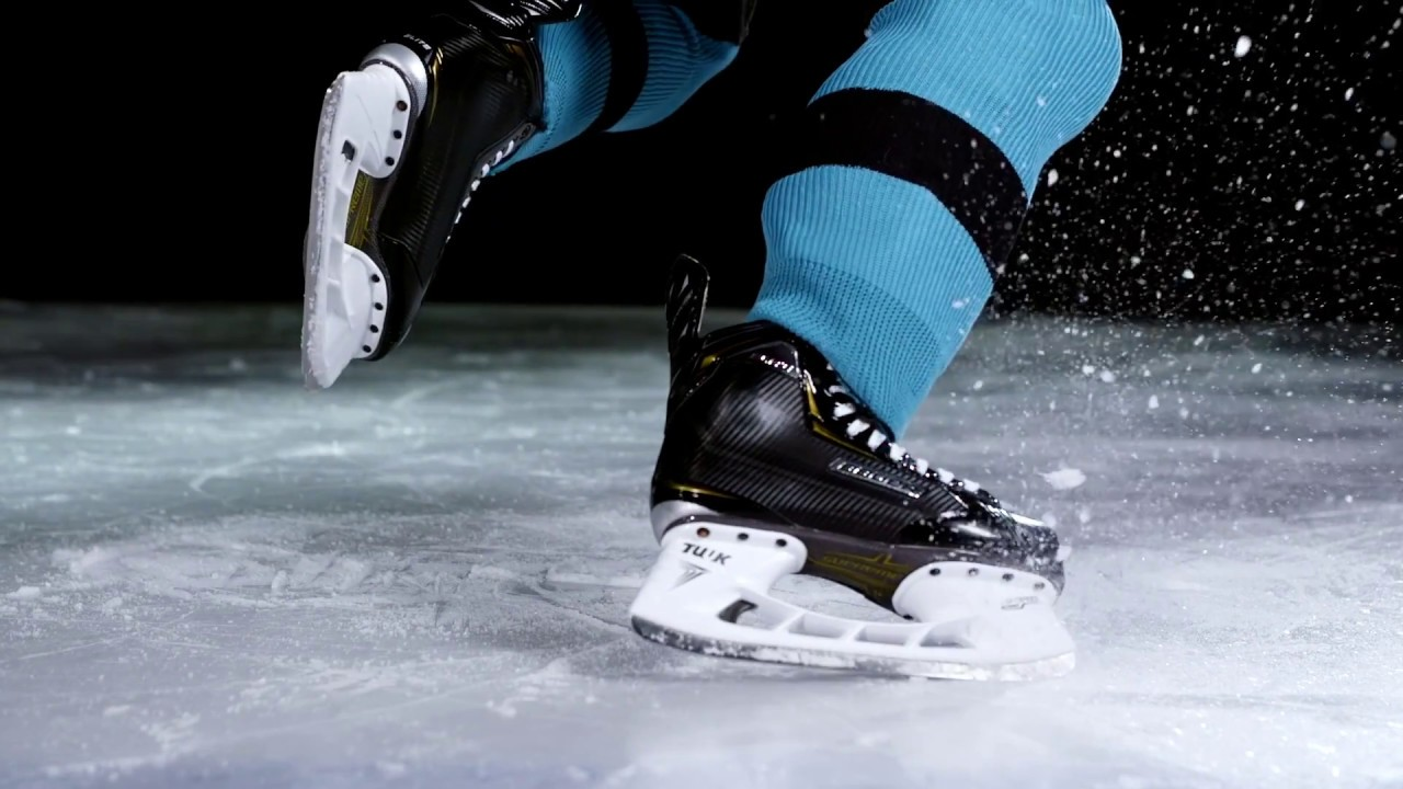 bac189915cc Source Exclusive  Bauer Supreme Elite Hockey Skates (2018)