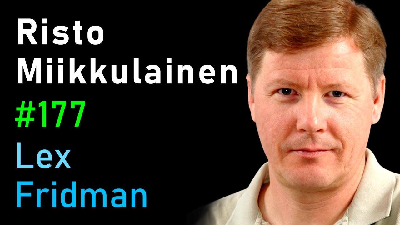 Risto Miikkulainen: Neuroevolution and Evolutionary Computation