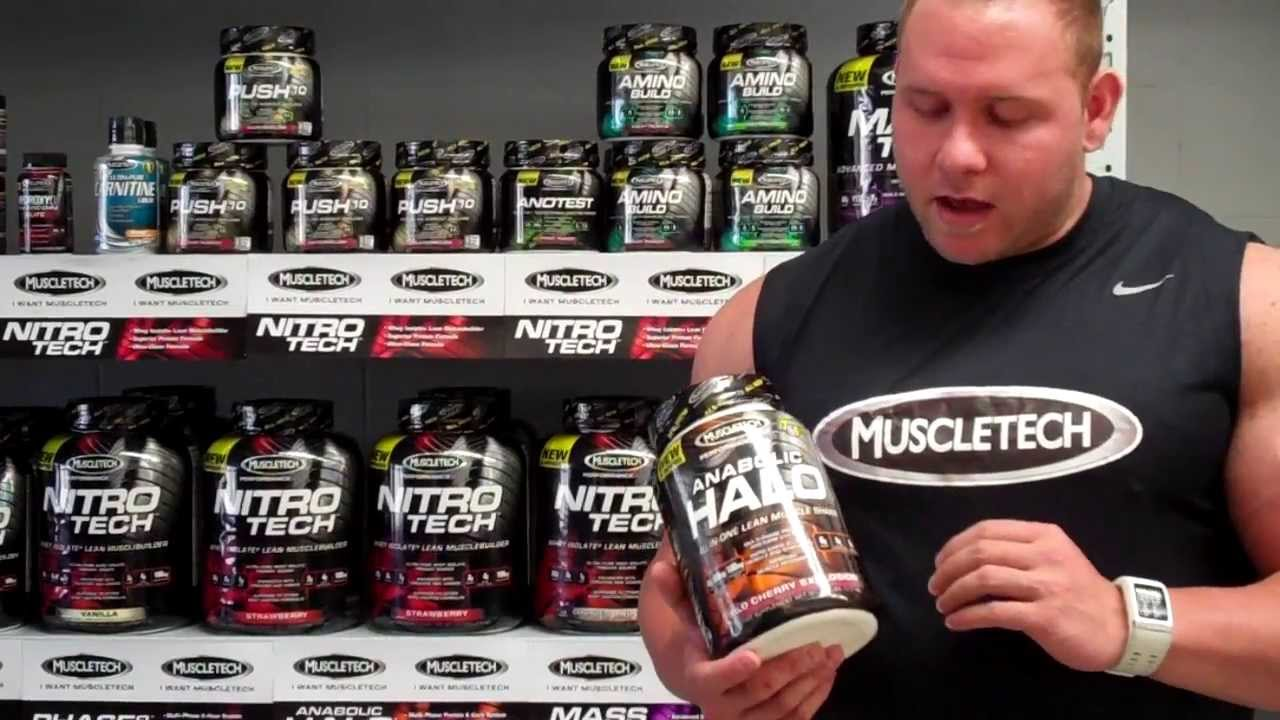 anabolic halo muscletech price