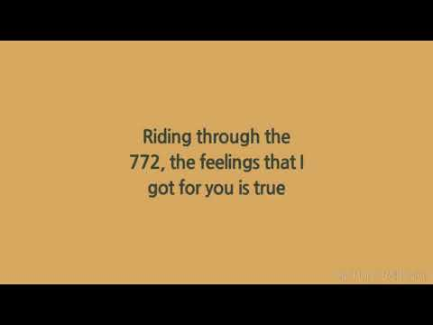 YNW Melly - 772 Love - Lyrics [ 1 Hour Loop - Sleep Song ]