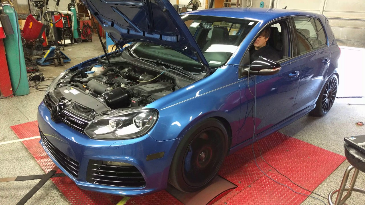 Apr Stage 3 Mk6 Golf R Dyno Run Youtube
