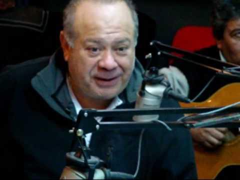 """Javier """" Pepa """" Brizuela y Cacho Buenaventura en Cadena 3 con Rony Vargas"""