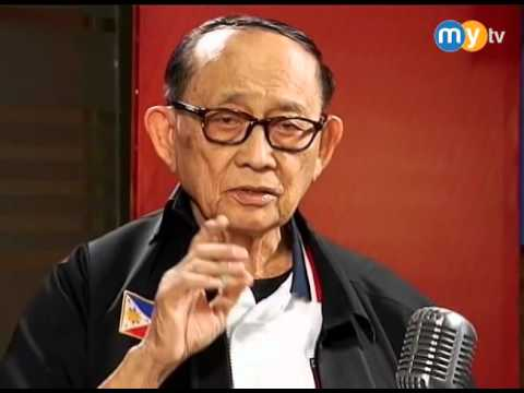 OPEN MIKE with President Fidel Ramos Part 2 (December 9 2015)