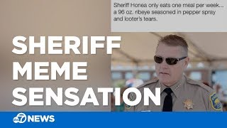 Butte County sheriff memes become internet sensation