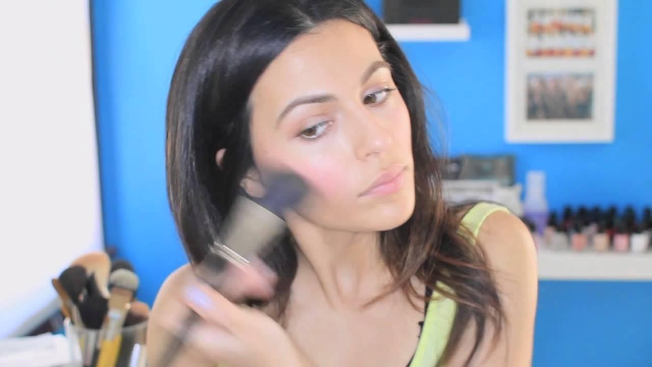Bridal makeup tutorial makeup tutorial teni panosian youtube - Everyday Makeup Tutorial Natural Makeup Tutorial Teni Panosian Youtube