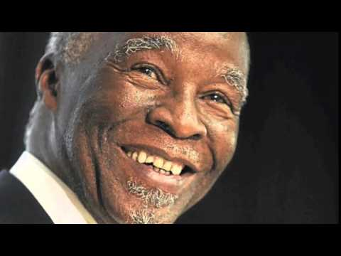 Thabo Mbeki   I am an African (full speech, no music)