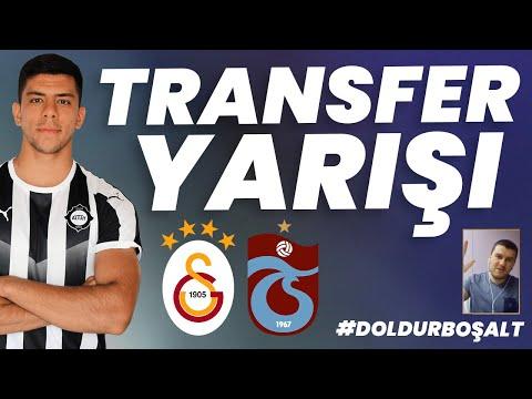 Galatasaray ve Trabzonspor Transfer Yarışı   Cenk Özkaçar Kimdir?