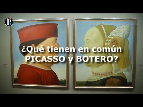 ¿Qué tienen en común Picasso y Botero?