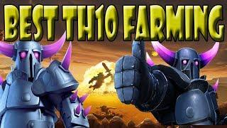 RH10 FARMING UND CK STRATEGIE RH10 VS. RH10 | Let´s Play CoC/ Clash of Clans | Deutsch/ German