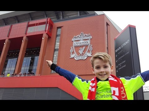 A TRIP TO ANFIELD!!!!!!!!!