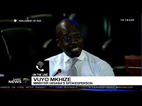 DISCUSSION: Gigaba blackmail, extortion attempts