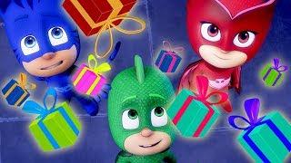 Heroes en Pijamas Episodios completos Navidad! PJ Masks Navidad   Dibujos Animados