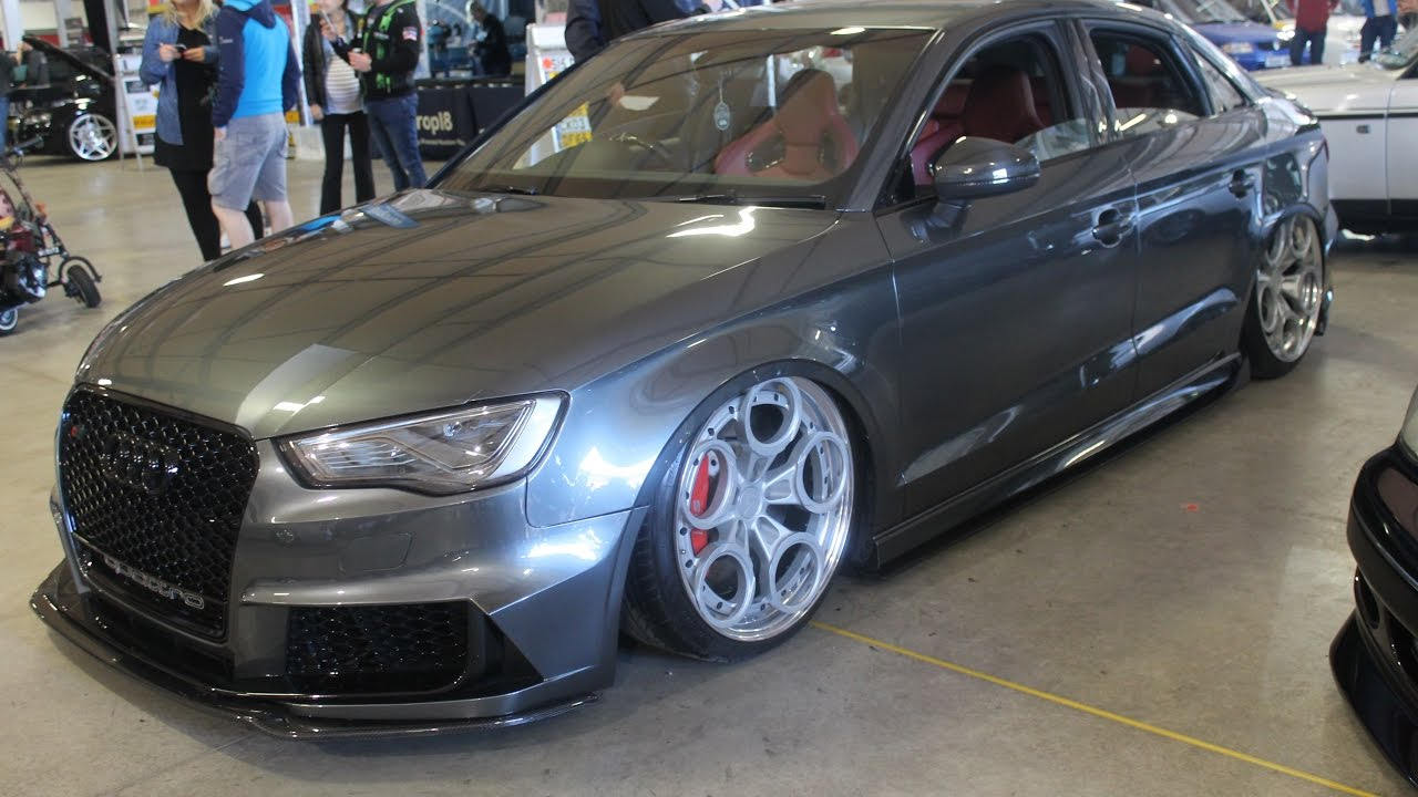 Dubshed German Car Show 2017 Youtube
