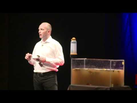 The Lifesaver Bottle Will Save Millions Of Lives : Michael Pritchard at TEDxGateway
