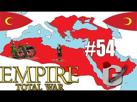 OSMANLI ORDULARI AMERİKA'DA-Empire Total War #54