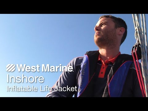 Inshore Automatic/Manual Inflatable Life Jacket - West Marine Quick Look