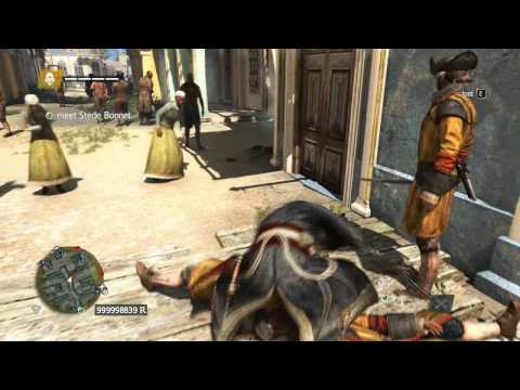 Assassins Creed IV: Black Flag GAME CHEATS (Trainer +6)