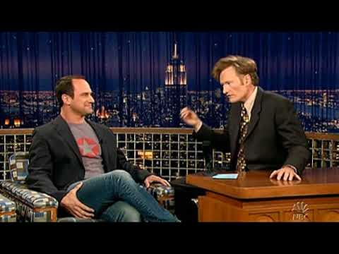 Conan O'Brien 'Christopher Meloni 51905