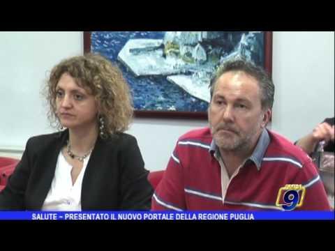 Sanità | Presentato il nuovo portale della Regione Puglia
