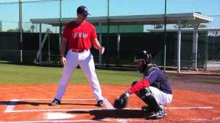 Corrective Video: CATCHING - PRIMARY SET UP