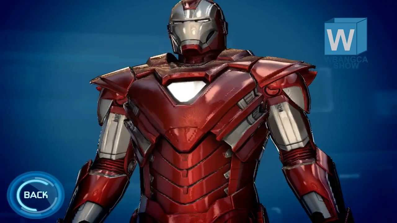 Iron Man 3 The Official Game Mark 33 Silver Centurion Youtube