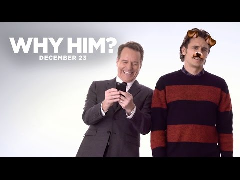 Why Him? | Everyone's on Snapchat | 20th Century FOX fragman