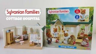 Cottage Hospital Sylvanian Families Review