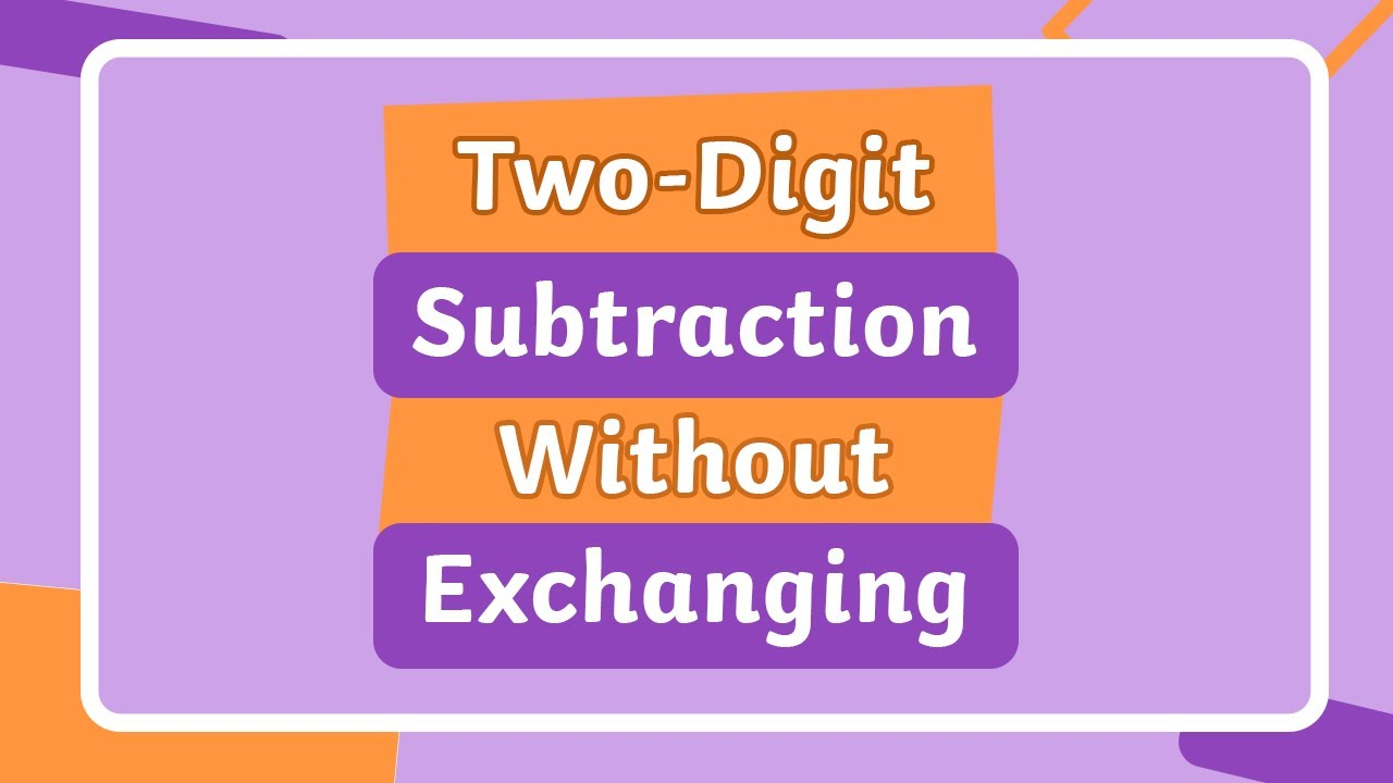 2 Digit Column Subtracting Activities Primary Resources Digit addition with regrouping twinkl