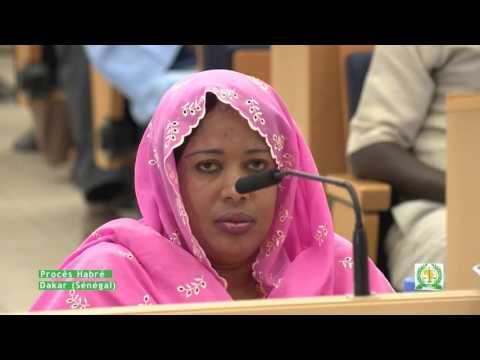 Procès Hissein Habré | Témoin : Haoua Brahim (21.10.2015) Part 3