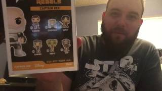 Mail-call!!!.....March 2017 Star Wars Smugglers Bounty. Star Wars Rebels theme!!!!