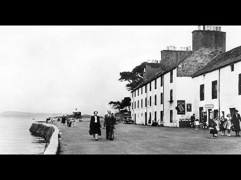 Old Photographs Cramond Edinburgh Scotland