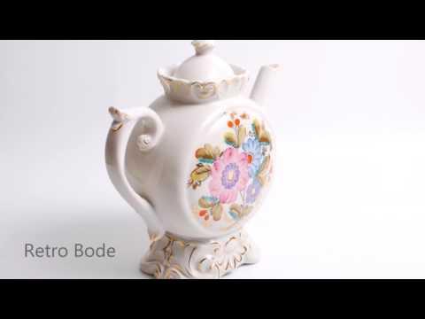Чайкик Киевский Фарфоровый Завод, Tea Pot Kiev Porcelain