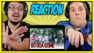 Go Goa Gone Official Trailer Reaction Video | Raj and DK | Saif Ali Khan | Vir Das | Discussion