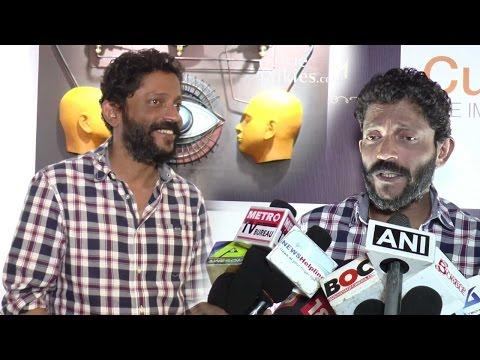 Director Nishikant Kamat At Artist Kunal Naik Art Show