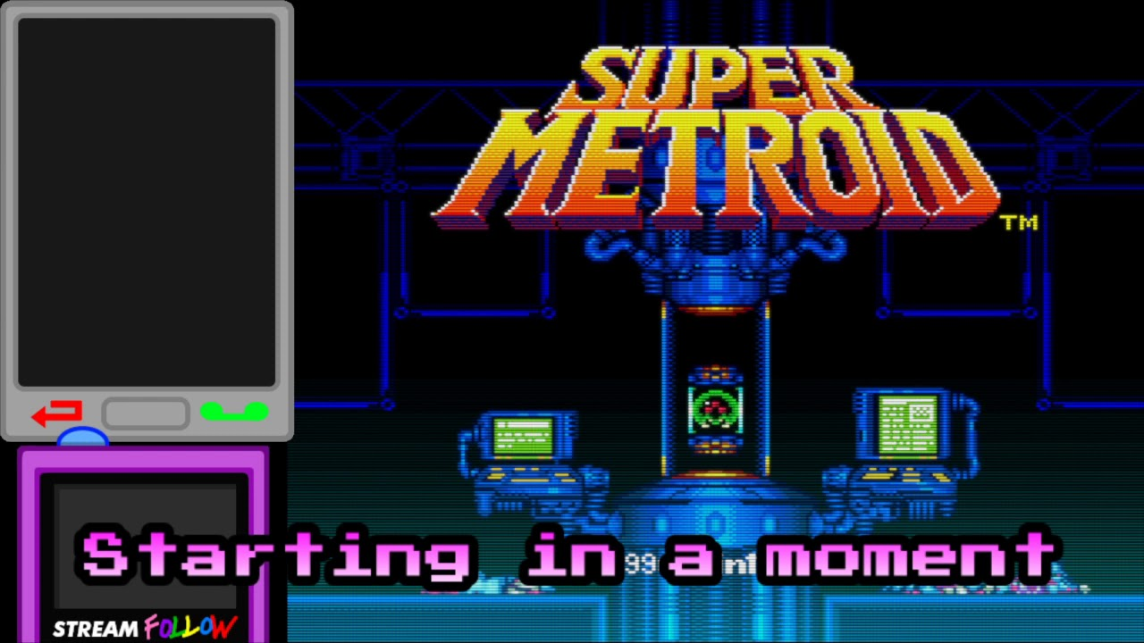 Super Metroid Redux Normal Mode Finished Plus Part 3 of Hard Mode