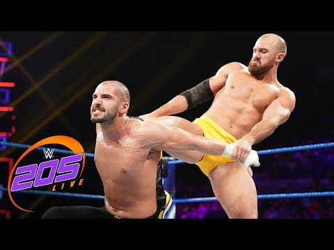Oney Lorcan vs. Ariya Daivari: WWE 205 Live, June 4, 2019