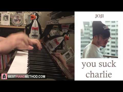 joji - you suck charlie (Piano Cover by Amosdoll)