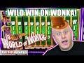 World of Wonka Slots 🍭BONUS WIN! 🍫Go BIG or Go BUST! | The Big Jackpot