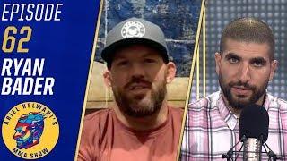 Ryan Bader talks Rampage Jackson skirmish, Cheick Kongo no contest | Ariel Helwani's MMA Show