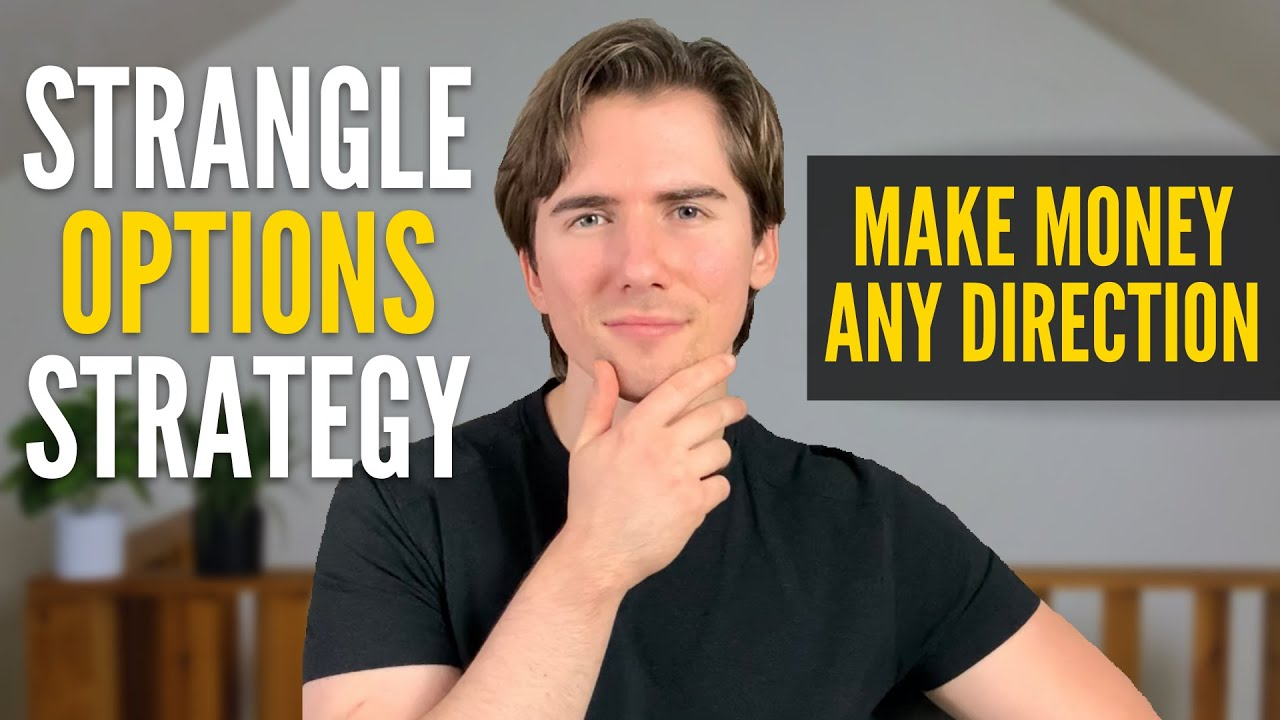 Strangle Options Explained FOR BEGINNERS – How to Make Profit ANY Direction – Real Examples!