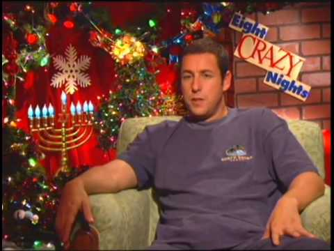 Adam Sandler In 'Eight Crazy Nights'
